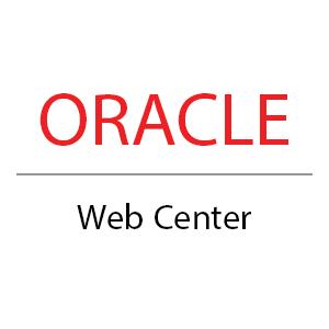 6 - دوره اموزشی oracle web center
