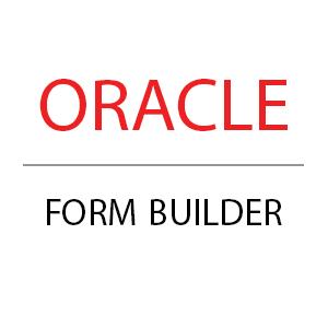 EWQ - ORACLE FORM BUILDER